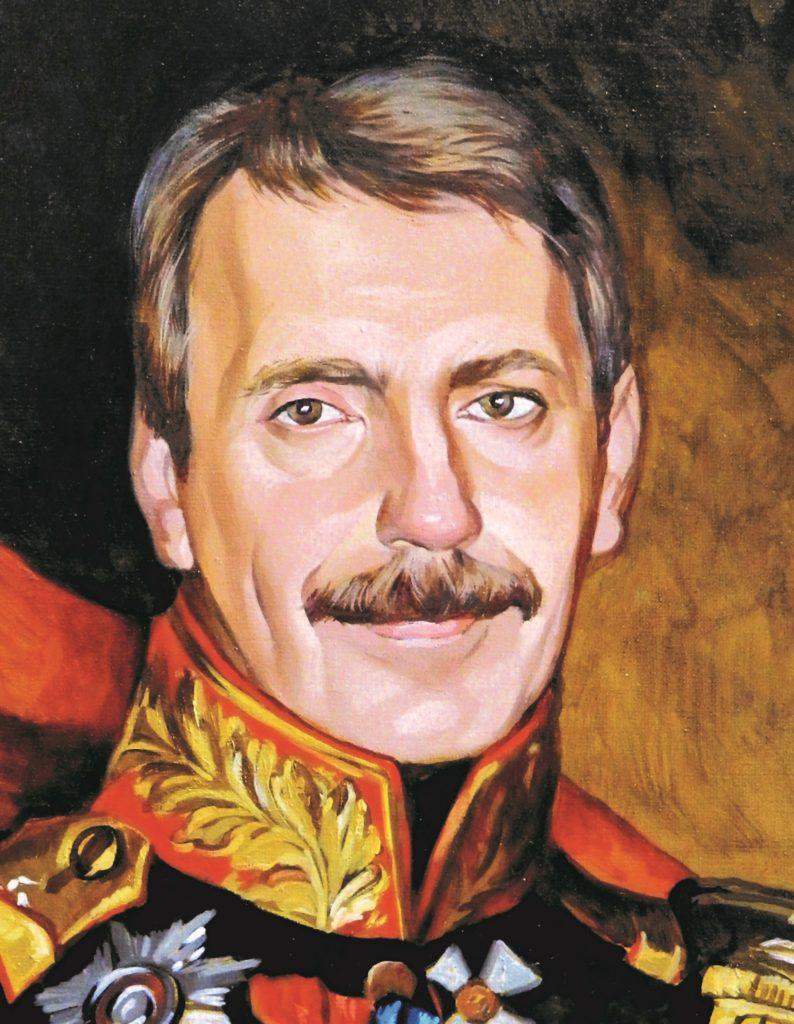портрет маслом по фото Брянск