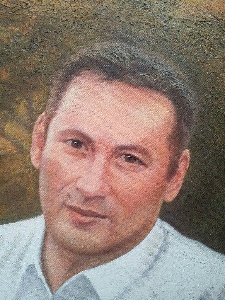 где заказать семейный портрет маслом в Брянске