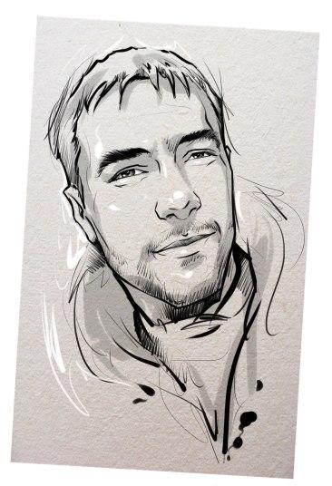 Портрет карандашом любимому мужу в Брянске…