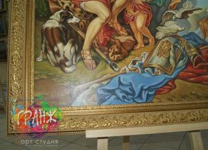 Реплика знаменитых картин в Брянске