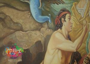 Купить репродукции известных картин в Брянске
