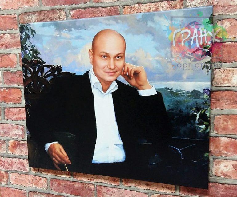 Печать фото и картин на холсте в Брянске