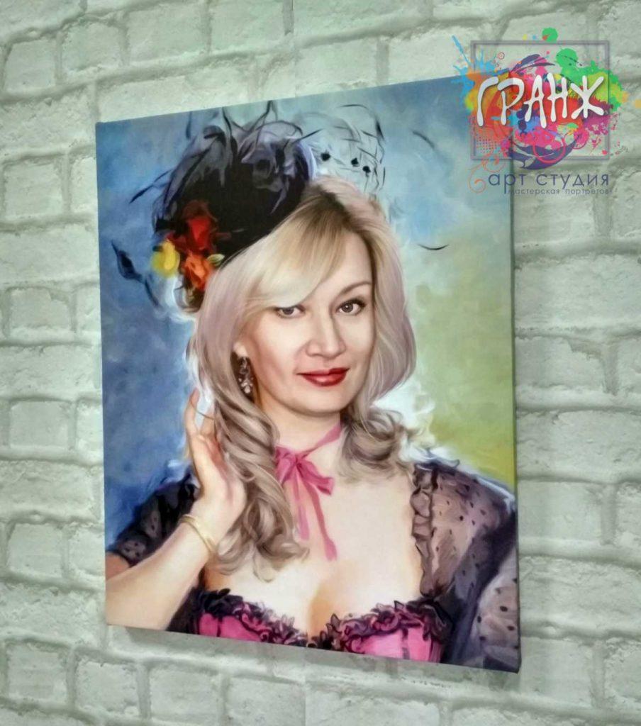 портреты на заказ по фото Брянск
