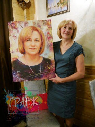 Портрет на заказ Брянск
