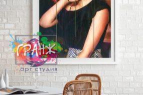 Картины на досках купить в стиле лофт Брянск