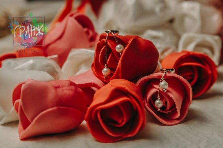 Съедобные букеты для женщин в Брянске