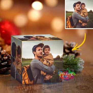 Фотокубик трансформер, купить в подарок Брянск